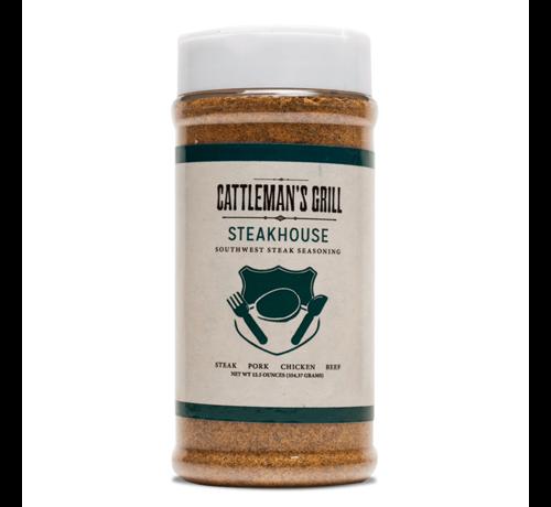 Cattleman's Grill Cattleman's Grill 'Steakhouse' Southwest Steak Seasoning 12.5 oz