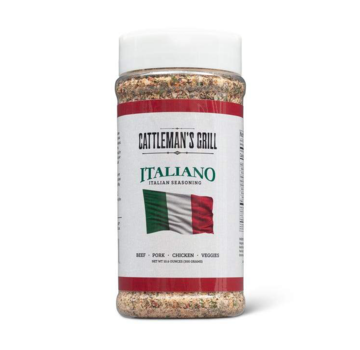 Cattleman's Grill Cattleman's Grill Italiano Seasoning 10.6 oz