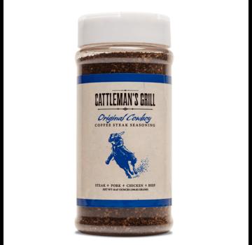 Cattleman's Grill Cattleman's Grill 'Original Cowboy' Coffee Steak Seasoning 10oz