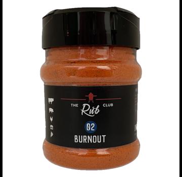 The Rub Club The Rub Club Burnout Rub 02 200 gram