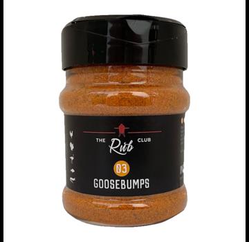 The Rub Club The Rub Club Goosebumps Rub 03 200 gram