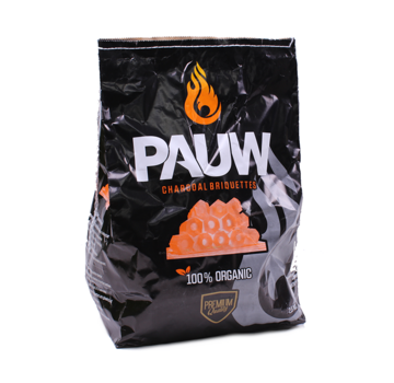 Pauw Pauw Premium Houtskool Briketten 2.5 kg