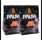 Pauw Premium Houtskool Briketten 2 x 2.5 kg Deal