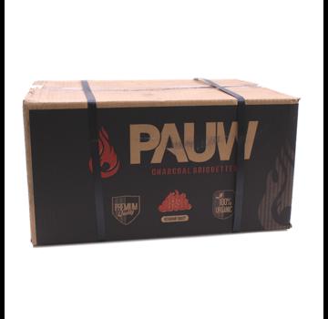 Pauw Pauw Premium Holzkohlebriketts 10 kg