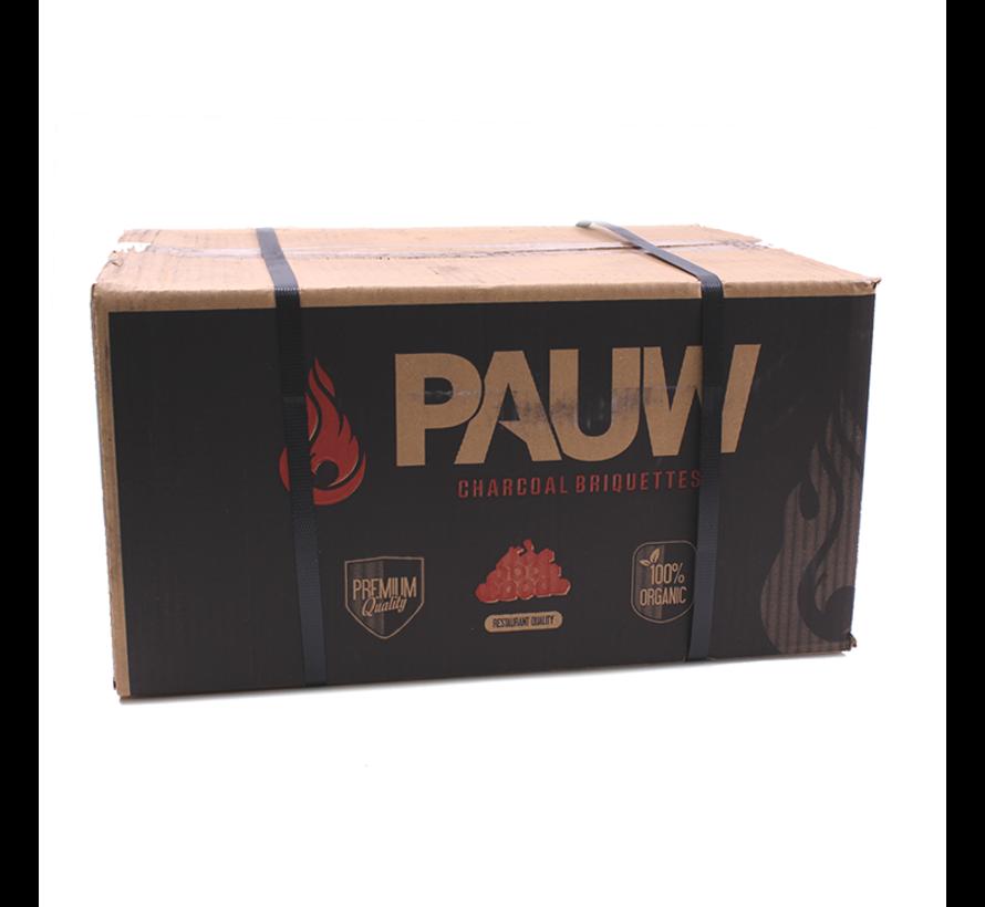 Pauw Premium Houtskool Briketten 10 kg