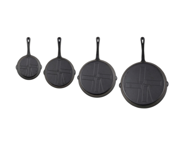 The Windmill Complete Set Skillet
