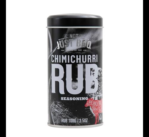 Not Just BBQ Not Just BBQ Chimichurri Rub 130 gram