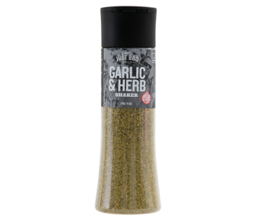 Not Just BBQ Not Just BBQ Garlic & Herb Shaker 270 gram