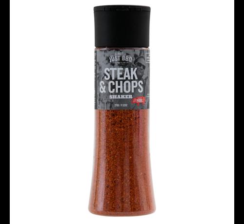 Not Just BBQ Not Just BBQ Steak & Chops Shaker 270 gram
