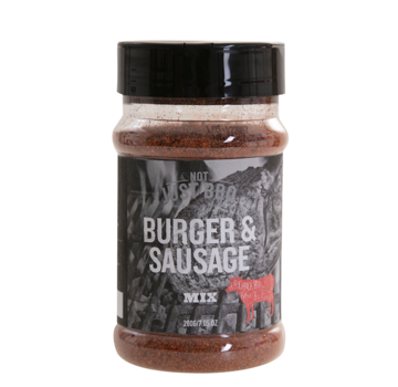 Not Just BBQ Not Just BBQ Burger & Sausage Seasoning 200 grams