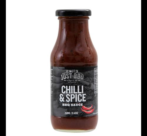 Not Just BBQ Not Just BBQ Chili & Spice BBQ Marinade & Sauce 250 ml