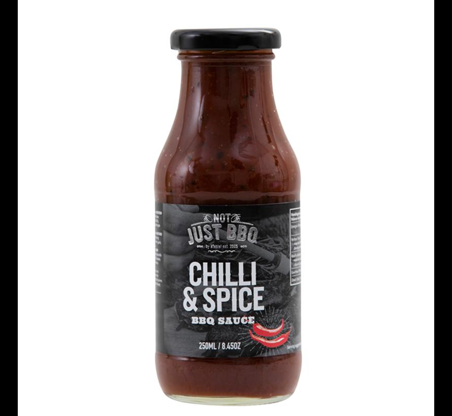 Not Just BBQ Chili & Spice BBQ Marinade & Sauce 250 ml