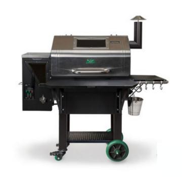 Green Mountain Green Mountain Grills Daniel Boone Prime WIFI Stainless Steel