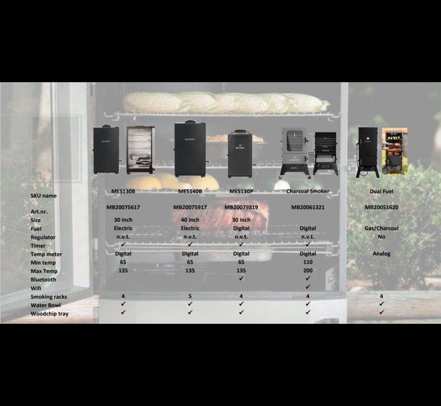 Masterbuilt Digital Charcoal Smoker