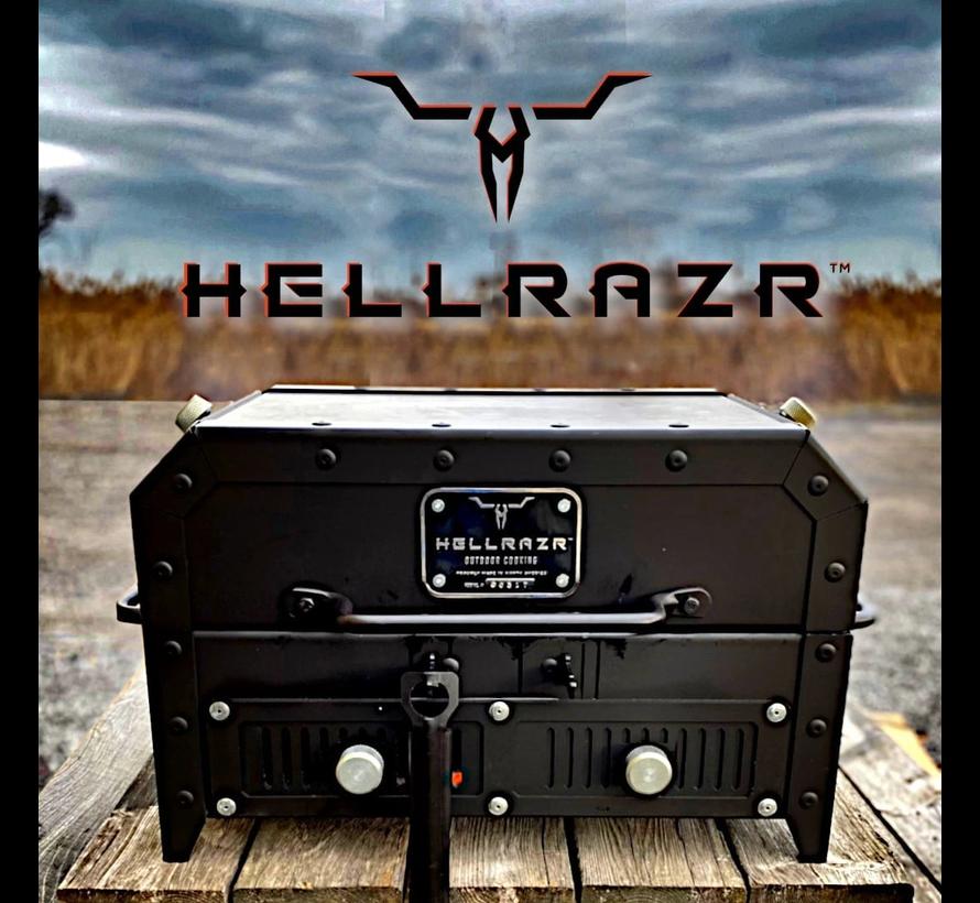 Hellrazr Yama Charcoal Grill