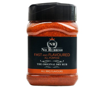 No Rubbish No Rubbish Fast & Flavoured 200 gram