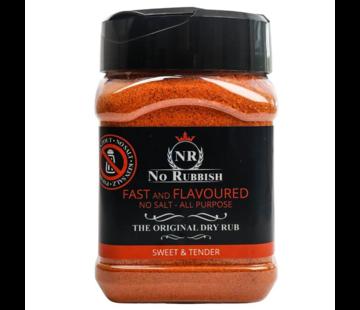 No Rubbish No Rubbish Fast & Flavoured No Salt 200 gram