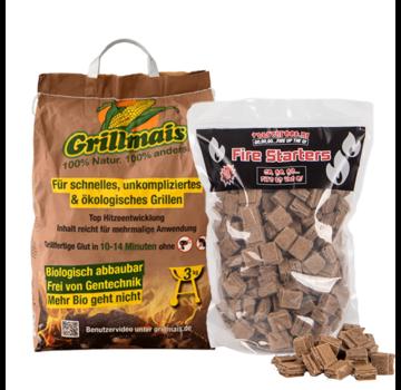 Grillmais Grillmais / Fire Starters Deal 3 kg
