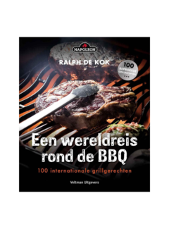 Veltman Uitgevers Een Wereldreis op de Grill en BBQ