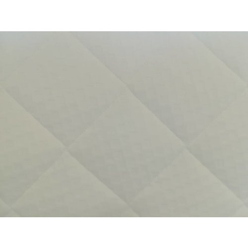 Matrassenfabrikant Tot 160cm koudschuim HR55 oplegmatras met 1 hoek eruit