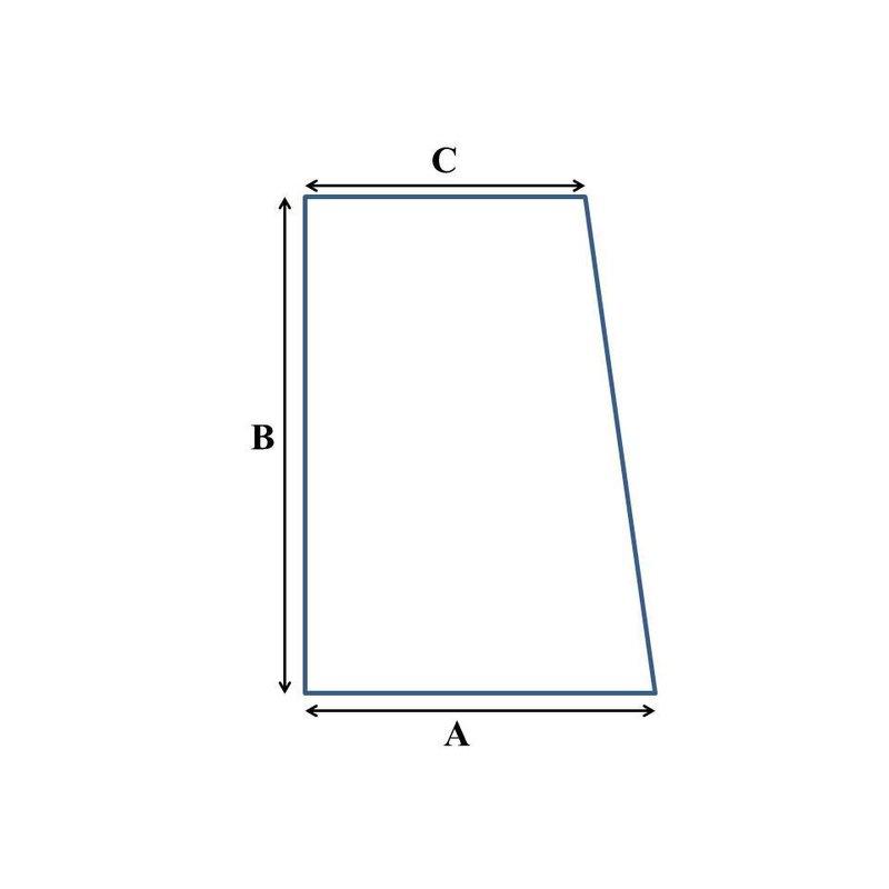 Tot 90cm koudschuim HR55 oplegmatras met 1 haakse hoek