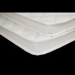 Matrassenmaker Traagschuim oplegmatras tot 130cm breed