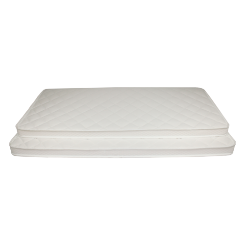 Matrassenfabrikant Traagschuim oplegmatras tot 130cm breed