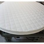 Matrassenmaker Rond matras 210cm diameter koudschuim hr55