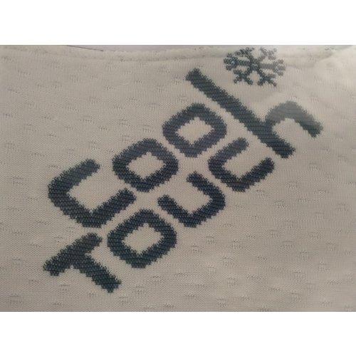 Matrassenfabrikant Koudschuim HR55 oplegmatras tot 130cm breed