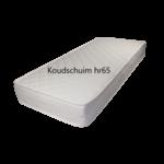 Matrassenfabrikant Koudschuim HR65 tot 140cm breed matras op maat