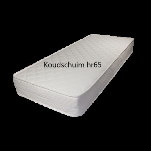 Matrassenfabrikant Koudschuim HR65 tot 180cm breed matras op maat