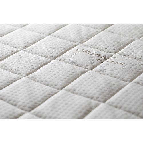 Matrassenfabrikant Oplegmatras 180x180 Koudschuim HR55