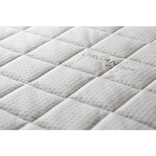 Matrassenfabrikant Oplegmatras 180x200 Koudschuim HR55