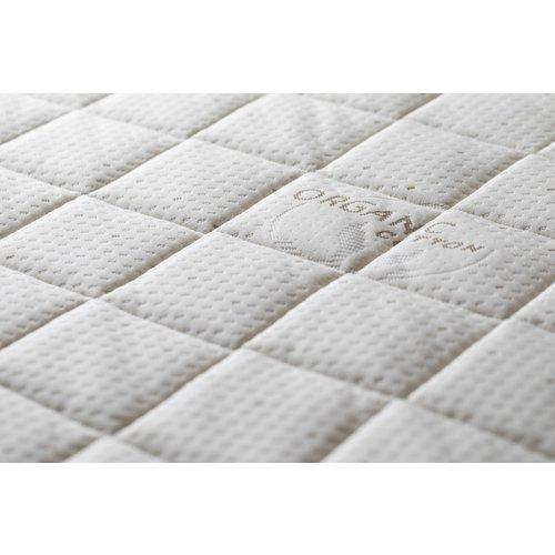 Matrassenfabrikant oplegmatras 140x185 Traagschuim
