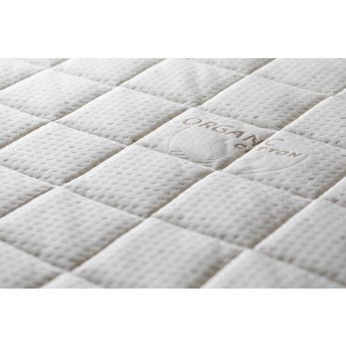 Matrassenfabrikant oplegmatras 150x185 Traagschuim