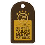 Sertel Tailor Made Mattress Topmatras 140x200 natuurlatex