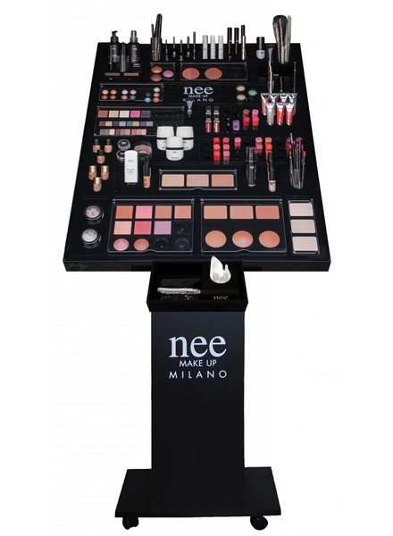 Nee Expo Display Gold 2019  with testers
