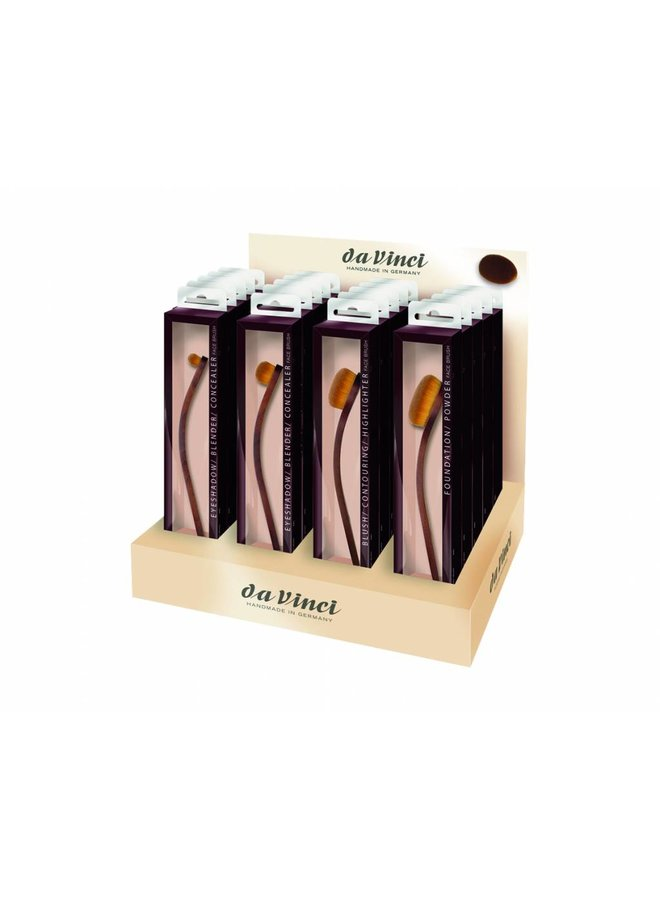 DEAL Face Brushes (5pc)