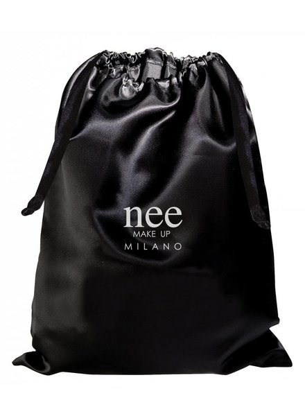 Nee Satin Bag Black