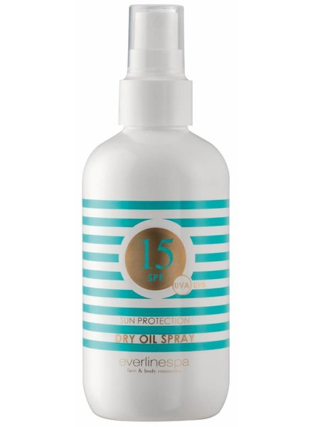 Perfect Skin Sun Protection Dry Oil Spray SPF15 150 ml