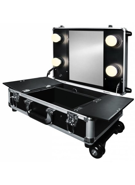 Nee Deal Make-Up Trolley With Lights