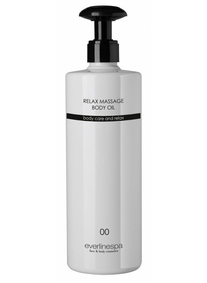 Relax Massage Body Oil 500 ml