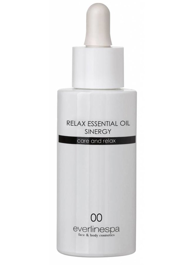 Relax Essential Oil Synergy 50 ml