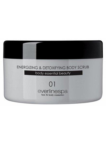 Perfect Skin Energizing & Detoxifying Body Scrub 600 gr