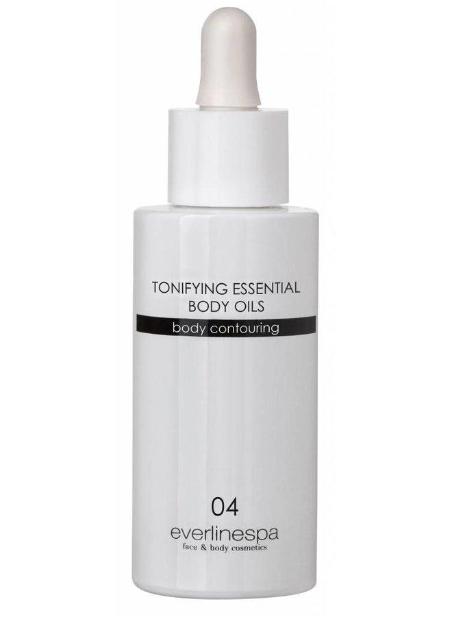 Tonifying Essential Body Oils 50 ml