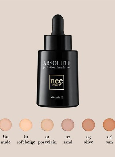 Nee DEAL Absolute Perfection Foundation (alle testers)