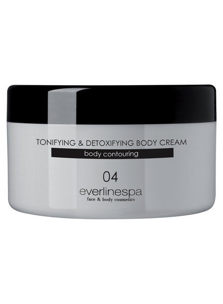 Perfect Skin Tonifiying and Detoxifying Body Cream 250ml