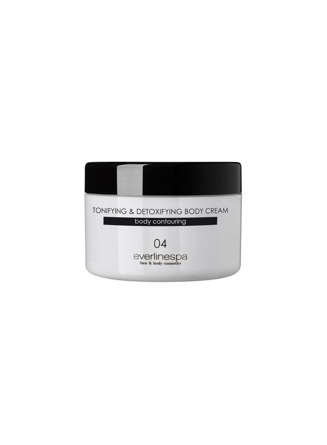 Tonifying & Detoxyifying Body Cream 250 ml