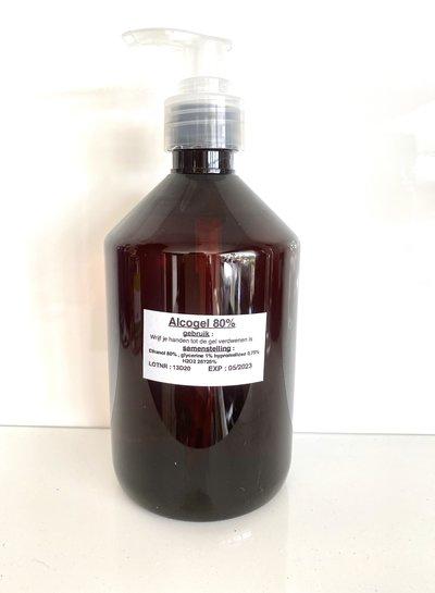 Alcogel 80% 500ml