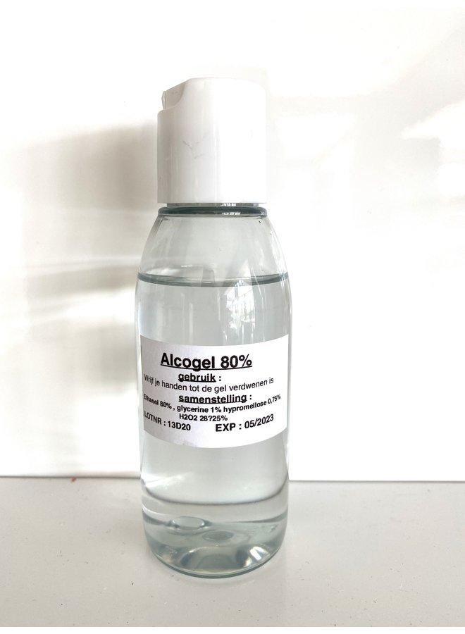 Alcogel 80% 100ml